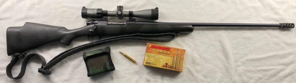 Weatherby Mark V in .300 Wby Magnum